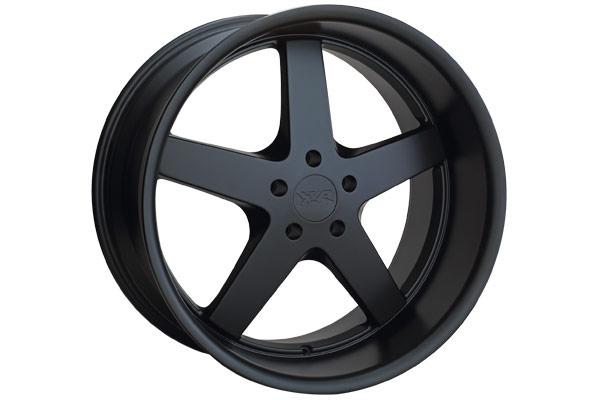 xxr 968 wheels flat black sample