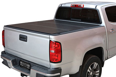 access lomax tri-fold tonneau cover sample