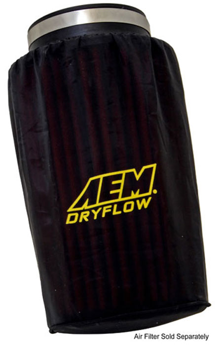 AEM DryFlow Pre-Filter Air Filter Wrap 1-4001 6226-3775579