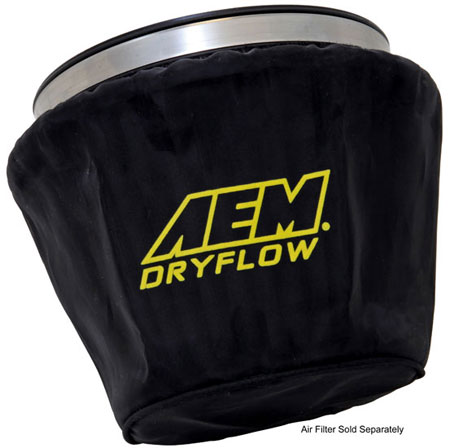 AEM DryFlow Pre-Filter Air Filter Wrap 1-4002 6226-3775580