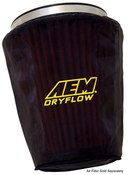 AEM DryFlow Pre-Filter Air Filter Wrap 1-4003 6226-3775581