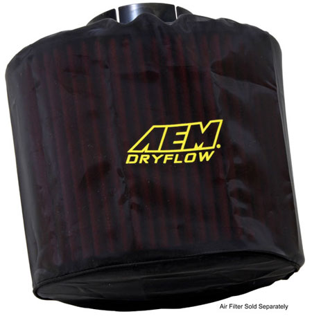 AEM DryFlow Pre-Filter Air Filter Wrap 1-4004 6226-3775582