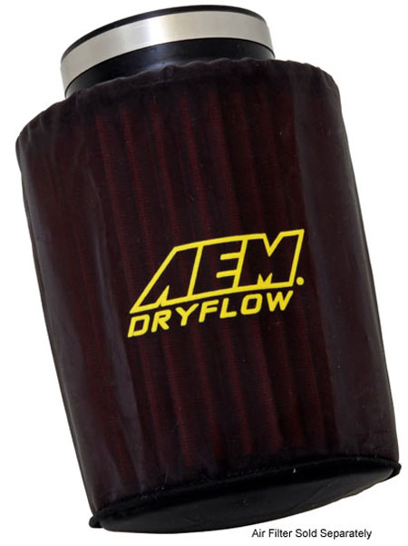 AEM DryFlow Pre-Filter Air Filter Wrap 1-4007 6226-3775583