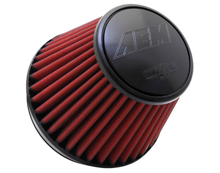 AEM DryFlow Cold Air Intake Replacement Filters 21-2100DK DryFlow Cold Air Intake Replacement Filters 5601-3723432