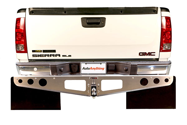 access rockstar hitch mudflap chevy gmc smooth sample