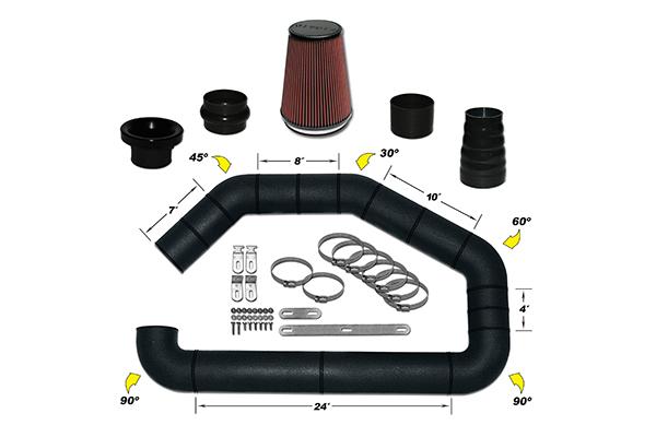AirAid U-Build-It Universal Intake Kits 101-300 Master Intake Kit 7273-3842732