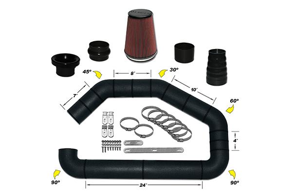 AirAid U-Build-It Universal Intake Kits 101-350 Master Intake Kit 7273-3841969