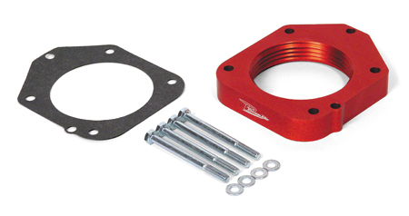 airaid poweraid throttle spacer 510-607