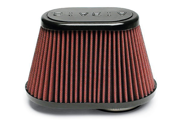 AirAid SynthaFlow Universal Cone Air Filters 720-128 Offset Inlet 7321-3847458