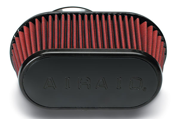 AirAid SynthaFlow Universal Cone Air Filters 720-130 Offset Inlet 7321-3847457