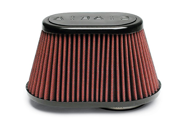 AirAid SynthaFlow Cold Air Intake Replacement Filters 720-448 Center Inlet 7319-3847385