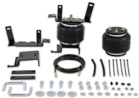 2002 Ford Excursion Air Lift Air Bag Suspension Kit, LoadLifter 5000 Front Leveling Kit, 57154