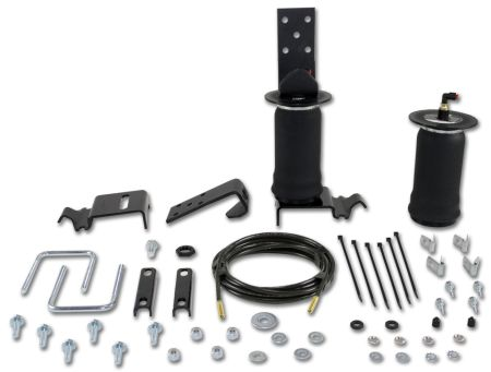 2003 Chevy S10 Pickup Air Lift Air Bag Suspension Kit, Ride Control Rear Leveling Kit, 59535