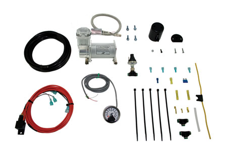 Air Lift 25854   Heavy Duty Compressor   Air Suspension Kits