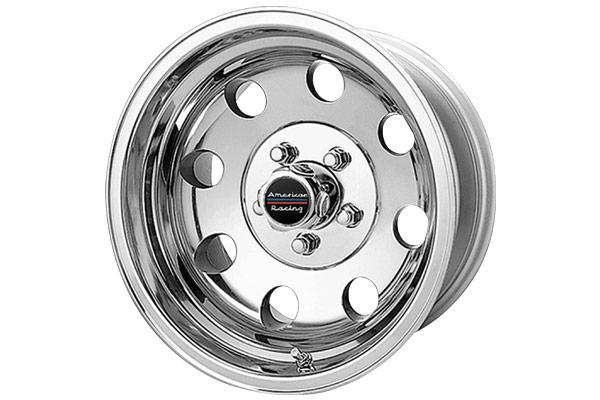 american racing ar172 baja wheels polished sample