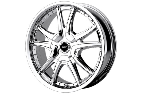 American Racing AR607 Alert Wheels AR60757031235 AR607 Alert Wheels