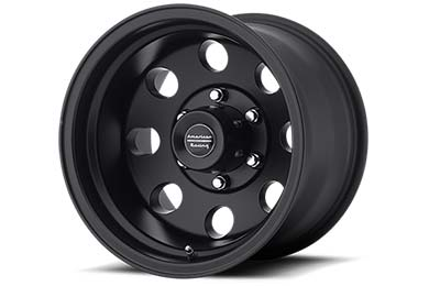 america  racing ar172 baja wheels 6 lug satin black sample