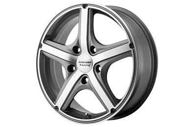 american racing ar883 maverick wheels anthracite sample