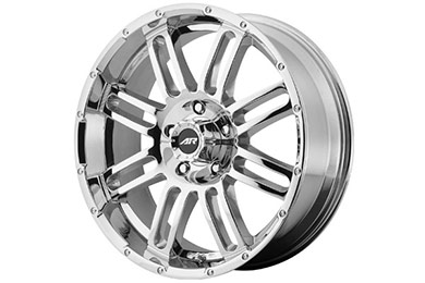 american racing ar901 wheels chrome sample