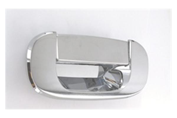 1995 2002 Dodge Ram Chrome Tailgate Handles   AMI 413   AMI Aluminum Tailgate Handles