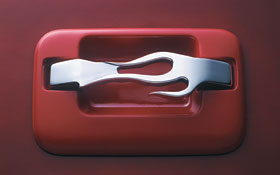 ami ford handle flame 571