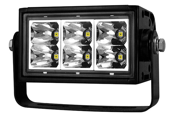 Image of Anzo USA Rugged Vision LED Off Road Lights 881003 High Intensity LED Off Road Lights - Gen 1
