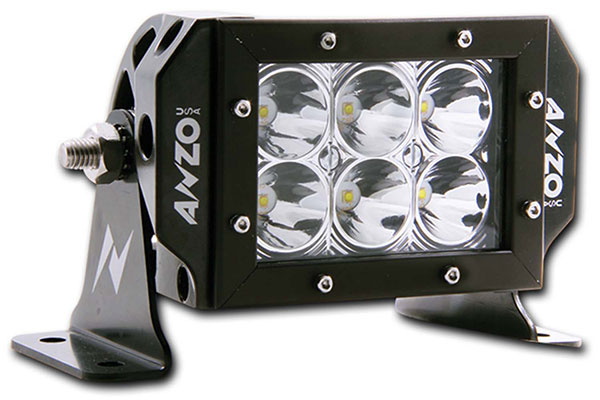 Image of Anzo USA Rugged Vision LED Off Road Lights 881025 High Intensity LED Off Road Lights - Gen 2