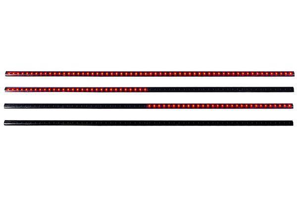 anzo lights tailgate light bar 4 function