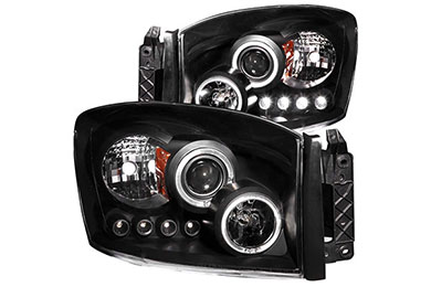 Dodge Ram Anzo USA Headlights