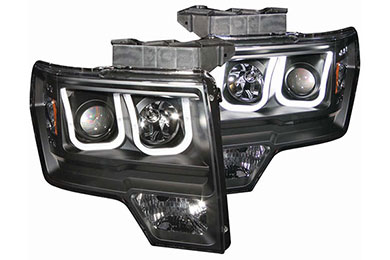 Ford F-150 Anzo USA Headlights