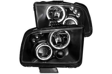 Ford Mustang Anzo USA Headlights