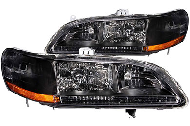 Honda Accord Anzo USA Headlights