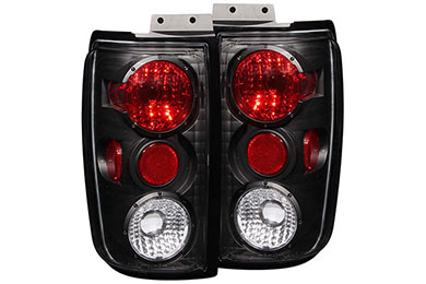 Ford Expedition Anzo USA Euro Tail Lights
