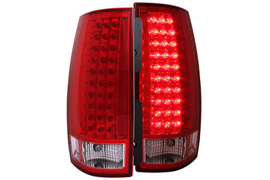 Chevy Tahoe Anzo USA LED Tail Lights
