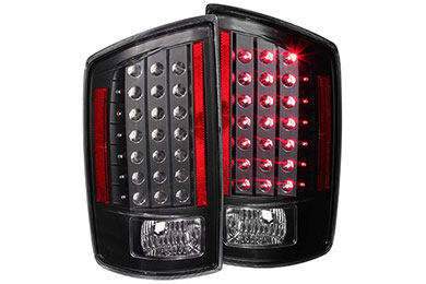 Dodge Ram Anzo USA LED Tail Lights