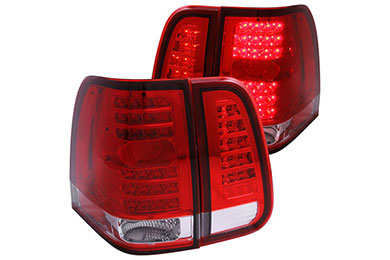Lincoln Navigator Anzo USA LED Tail Lights