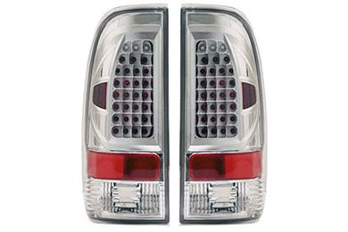 Ford F-150 APC Diamond Cut Tail Lights