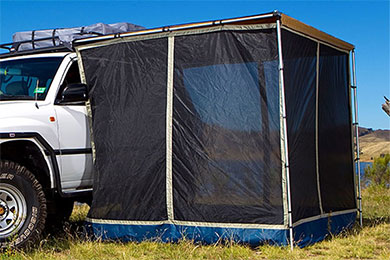 arb awning mosquito net sample