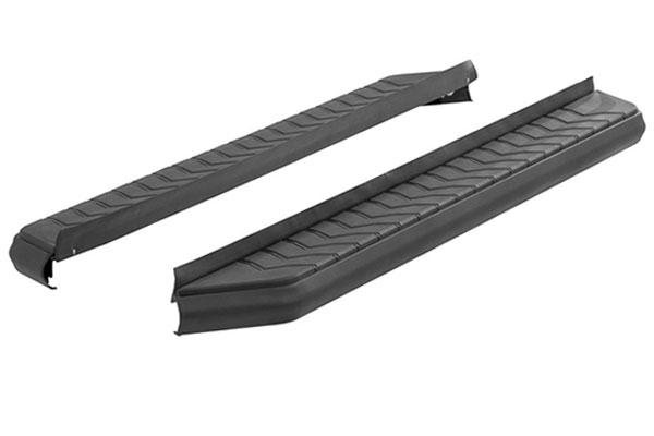 aries aerotread running boards sample black