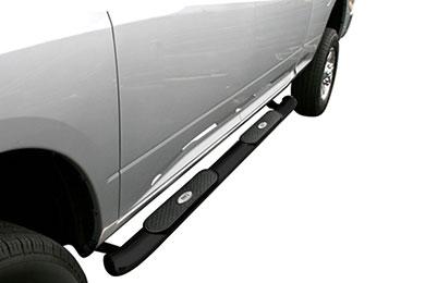 aries oval 4in cab length standard black v2