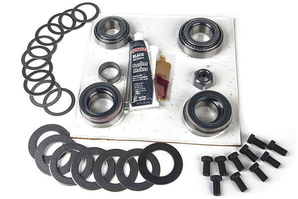 auburn ring and pinion install kit sample