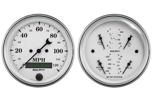 autometer 1600