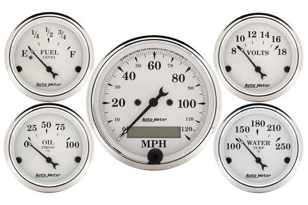 autometer 1602