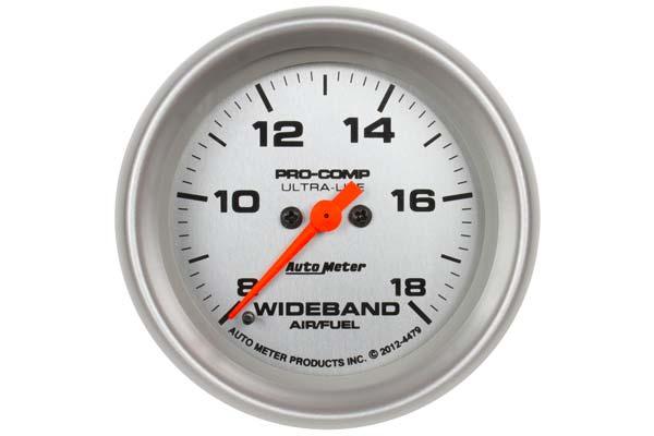 AutoMeter Ultra-Lite Gauges 4479 Air/Fuel Ratio 4012-4195950