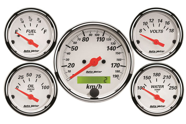 autometer 1302-M