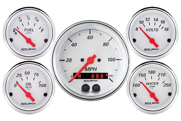 autometer 1350