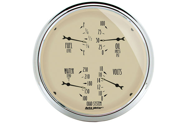 autometer 1819