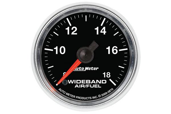 AutoMeter GS Gauges 3870 Air/Fuel Ratio 4274-4209690