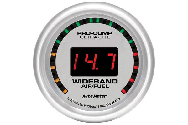 AutoMeter Ultra-Lite Gauges 4379 Air/Fuel Ratio 4012-4195948