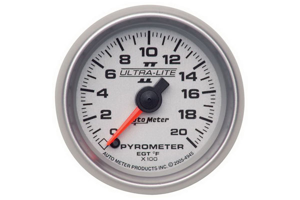 autometer 4945